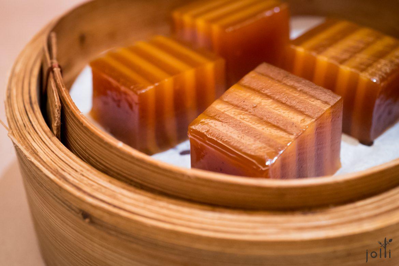 紅棗鴛鴦糕