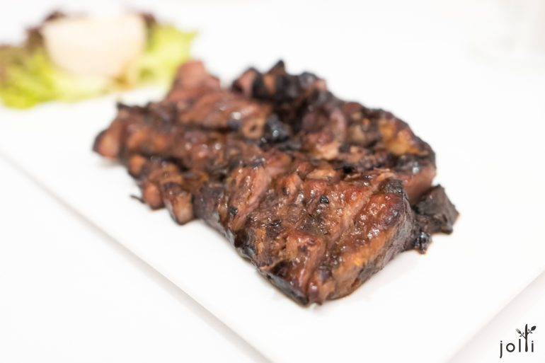 西班牙黑毛豬叉燒