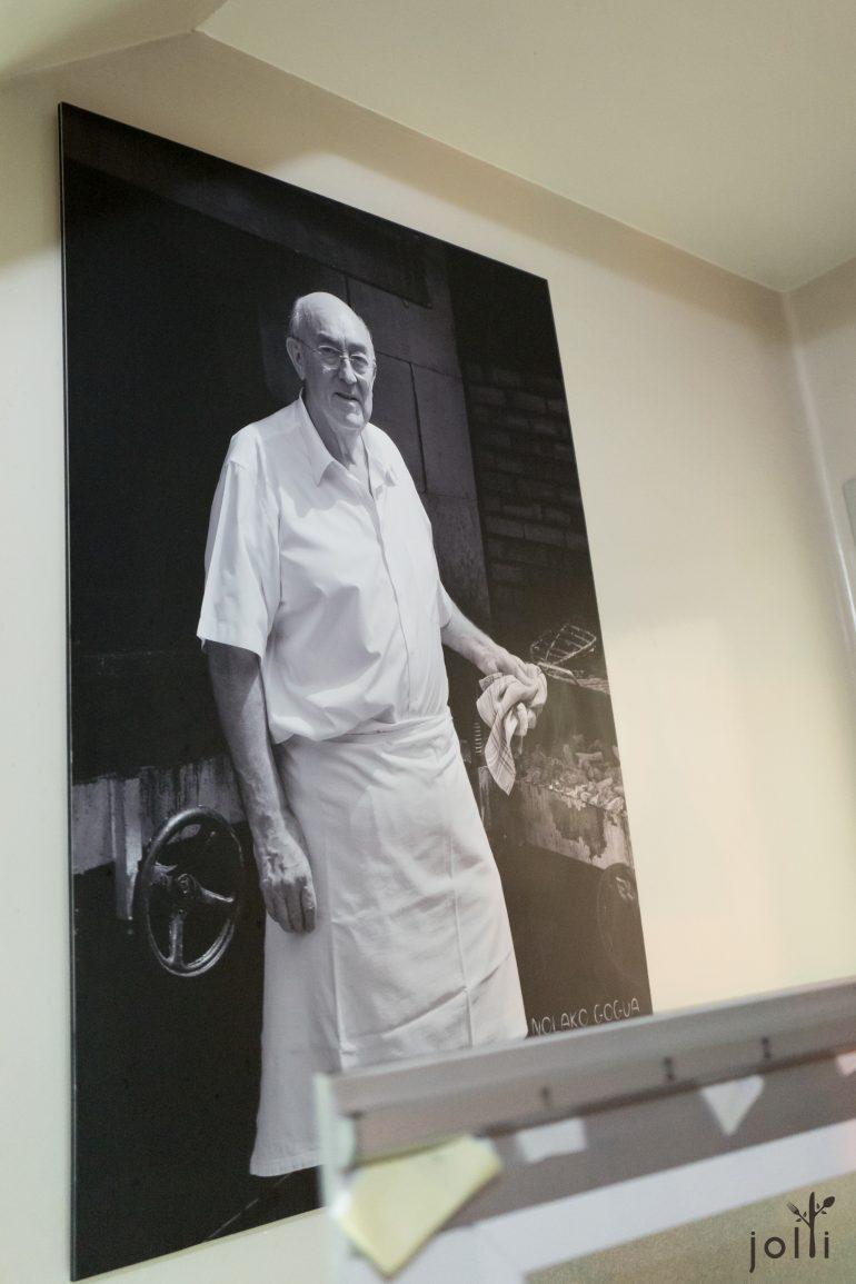 餐厅始创人Pedro Arregui