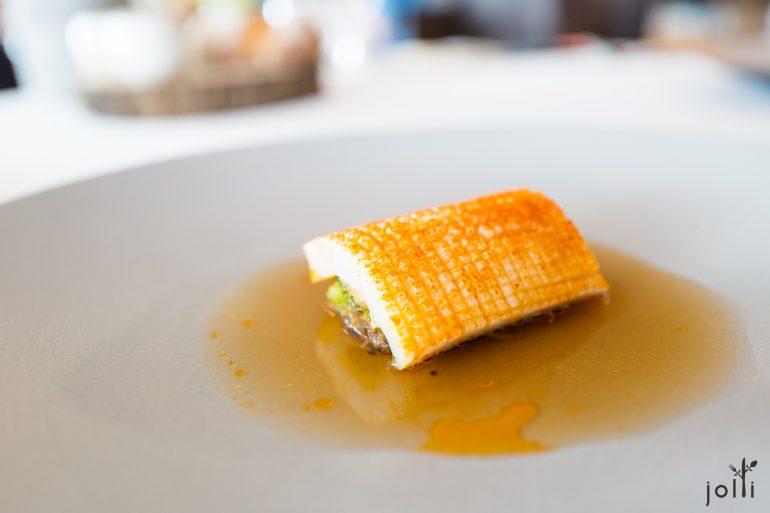 以本地食材演绎寿司