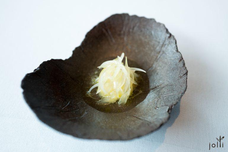 腌制生物动力有机洋葱-大黄根-白兰地