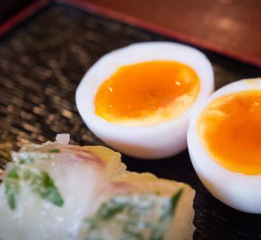 京都|瓢亭 別館 - 400年匠人精神的半熟雞蛋
