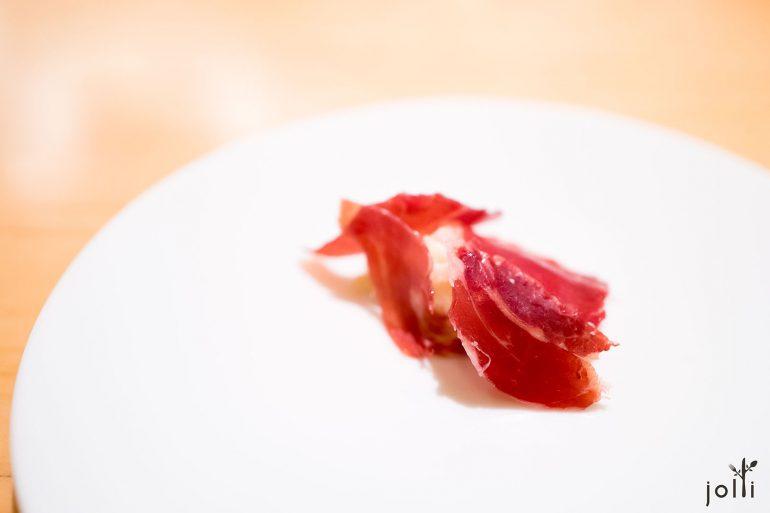白蘿蔔-帕爾馬起司-伊比利亞火腿