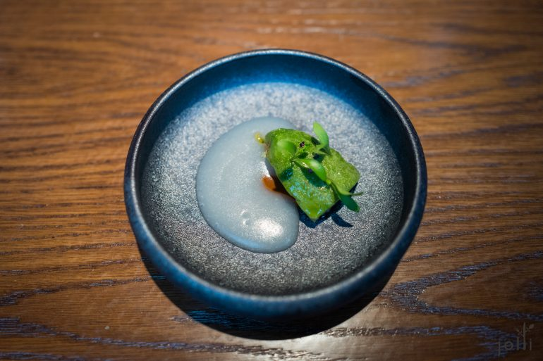 烤牛油果-丝兰-墨西哥混酱