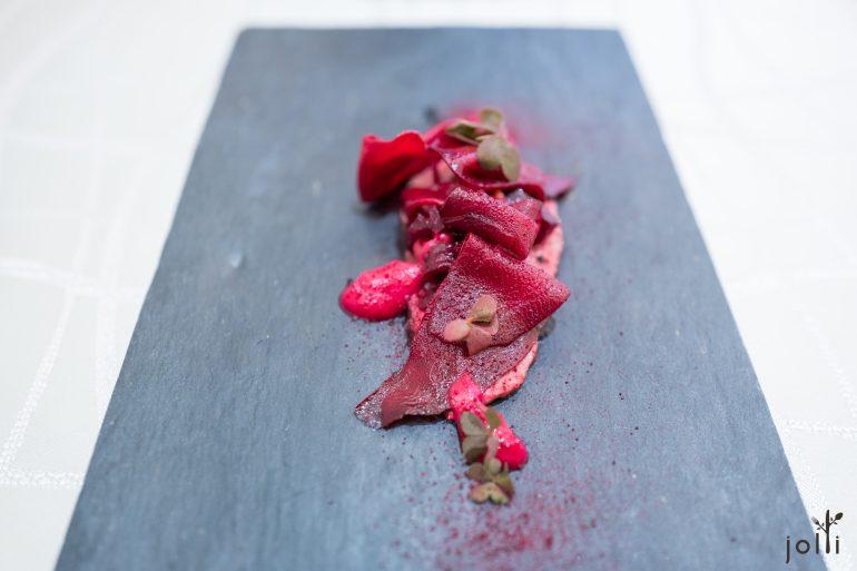 兔肉-貽貝-開心果-紅酒醋