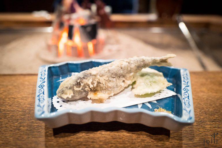 天婦羅巖魚