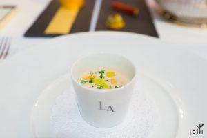 栗子草菇浓汤