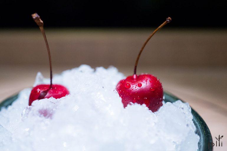 樱桃凝胶及樱桃