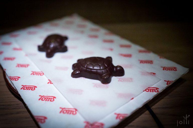 小龟朗姆酒巧克力