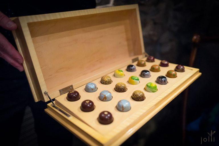 各种巧克力