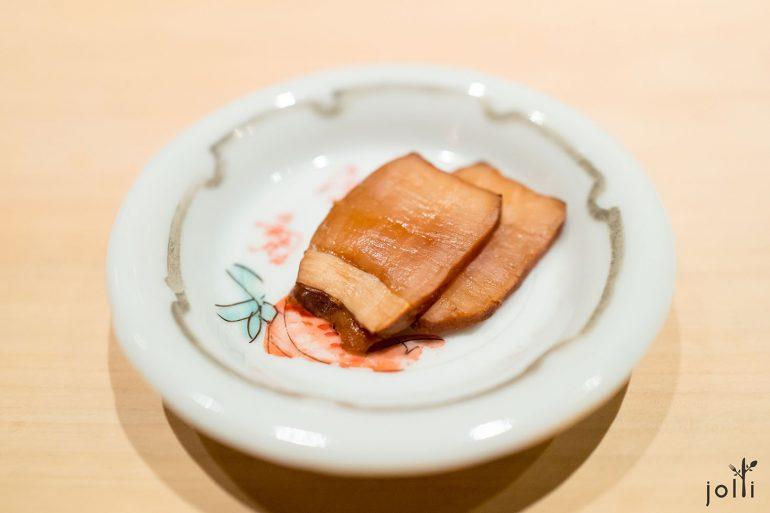 烤味噌熟成扇贝