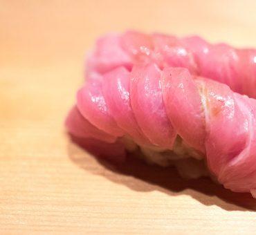 福冈|鮨 行天 - 全球最年轻的三星寿司师傅