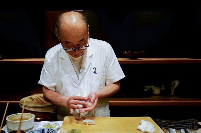 店主松尾雄二