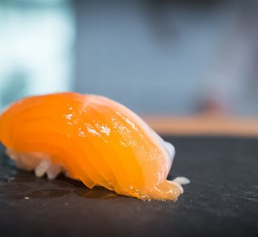斯德哥爾摩|Sushi Sho - 有型老外師傅的一星壽司店