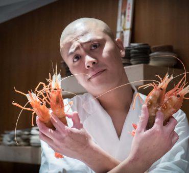 東京|海味-棟篤笑的自由式兩星壽司店