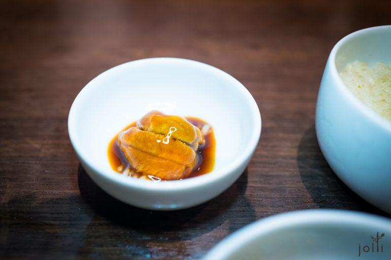 海胆酵蟹汁