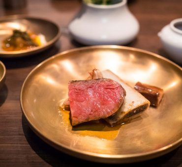 舊金山|Benu-翻開料理史新一頁的三星餐廳