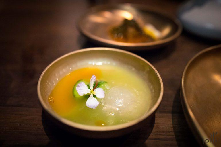 青瓜水泡菜