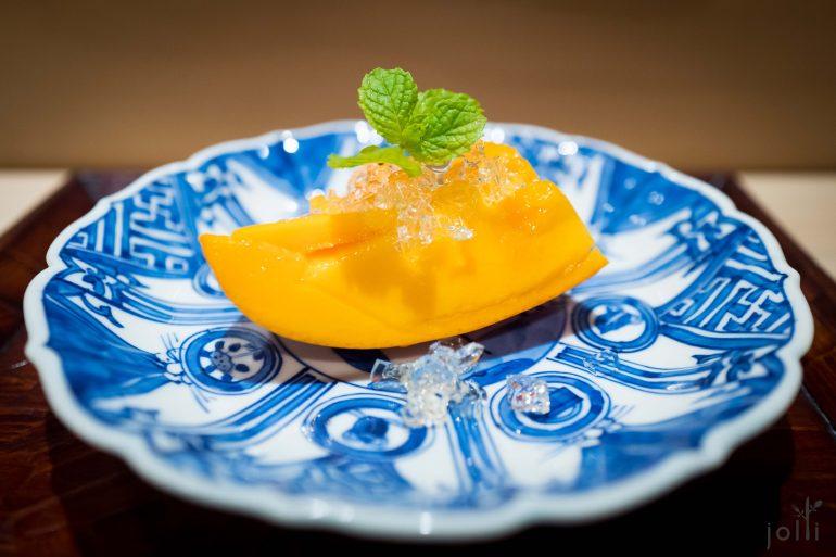 芒果配橙味伏特加