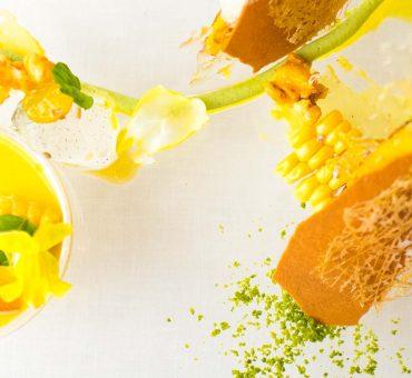 东京|Esquisse-法国主厨与亚洲最佳甜品师的两星法菜餐馆