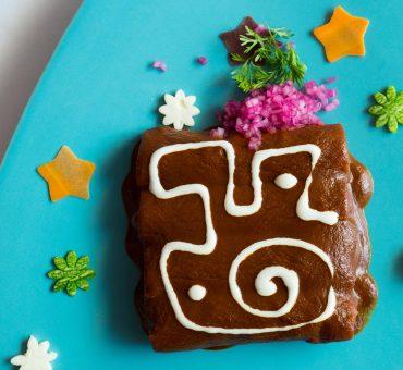 墨西哥城|Dulce Patria-墨西哥知名女廚的粉紅意境菜