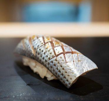 东京|鮨 はしもと-日本桥蛎壳町すぎた的良心价徒弟店