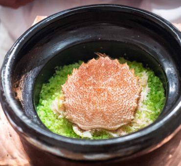 東京|虎白-阿茂整餅的三星懷石料理