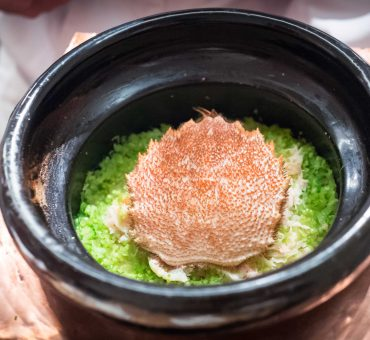 东京|虎白-阿茂整饼的三星怀石料理