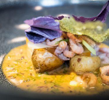 阿姆斯特丹|RIJKS - 倫勃朗調色盤的一星荷蘭食府