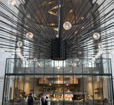 比利时|The Jane - 教堂变身两星餐桌上的料理信仰