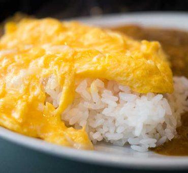 東京|Loup de mer -幸福滿載的Tanpopo式蛋餅咖哩飯