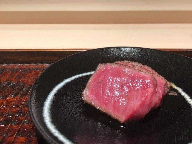炭烤佐賀里脊牛肉