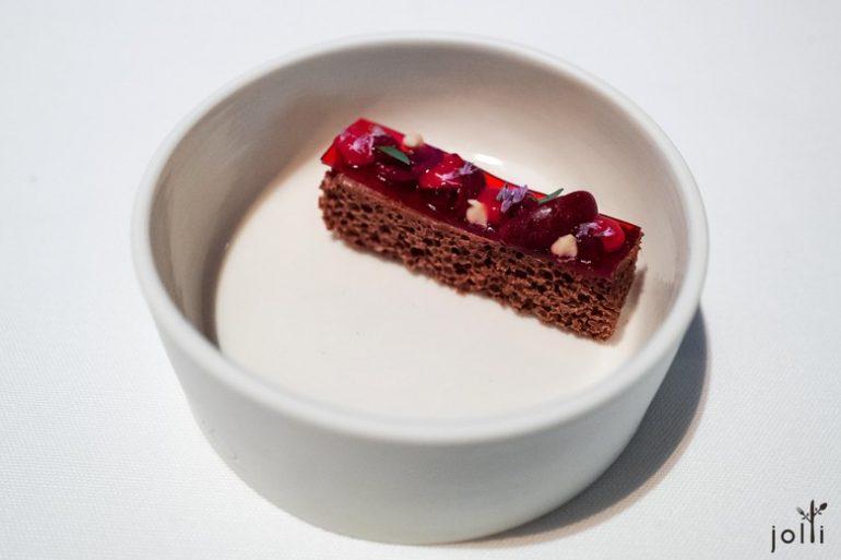 冷冻黑森林蛋糕