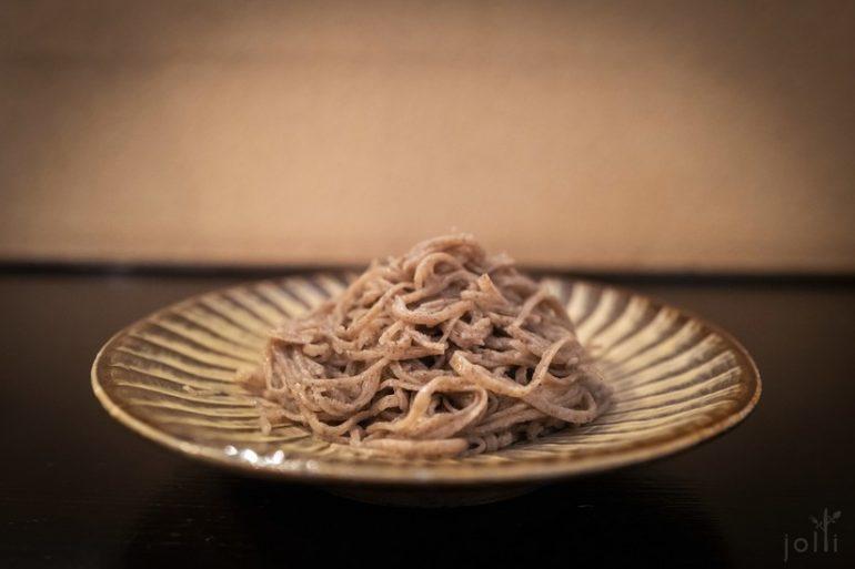 「田舍」蕎麥麵配辛味大根蕎麥醬汁