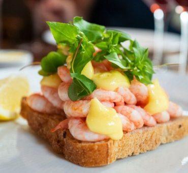 哥本哈根|Restaurant Palægade-Smørrebrød配菜刀酒的精致小酒馆