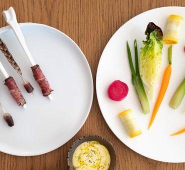 伦敦|Hide Above-物超所值的一星现代料理午市套餐
