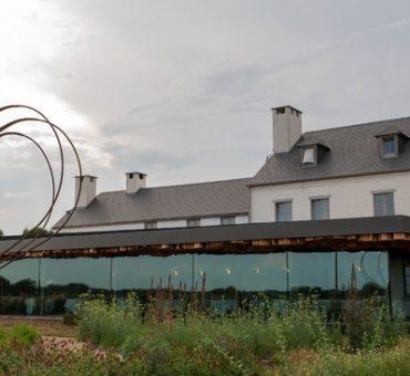 比利时(Éghezée)|L'Air du Temps-迷失于异地森林的两星农舍餐厅