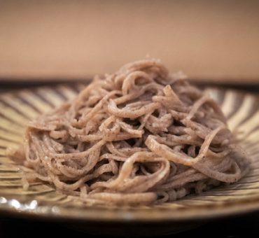 東京|土家- 技與藝的蕎麥懷石店