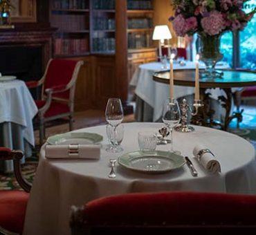 巴黎|Le Clarence-貴族氣派的兩星時尚法國菜館