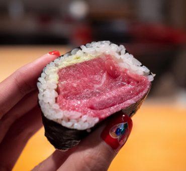 东京|新橋鶴八-传奇匠人后裔的性价比极高寿司店