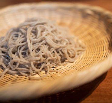 金澤|蕎味 櫂 -古色古香的優雅懷石蕎麥料理
