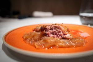 猪肉龙虾酿鸡翅膀