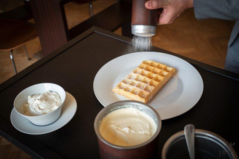 比利时华夫饼