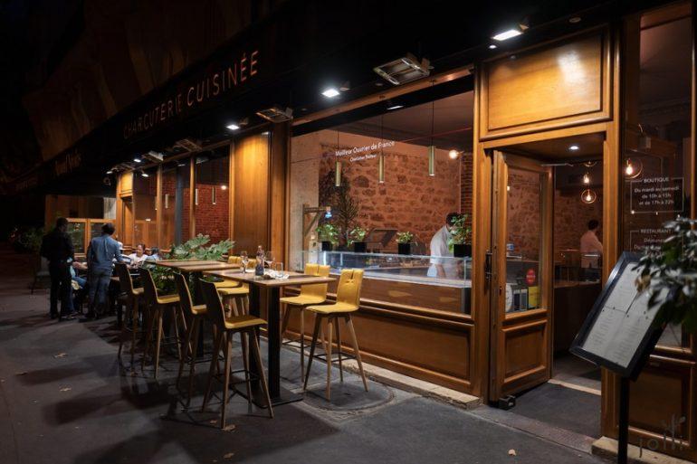 arnaud nicolas restaurant boutique jolli lo. Black Bedroom Furniture Sets. Home Design Ideas