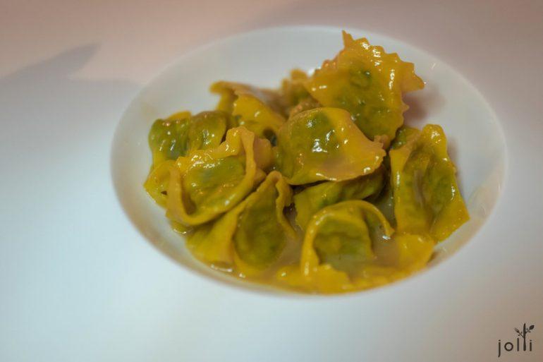 「Agnolotti」意大利餃