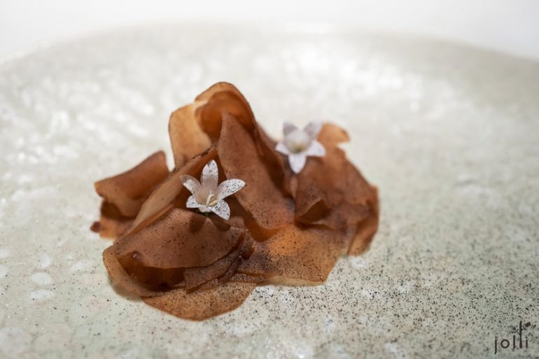 焦梨子汁菊芋