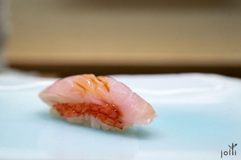 金目鲷寿司