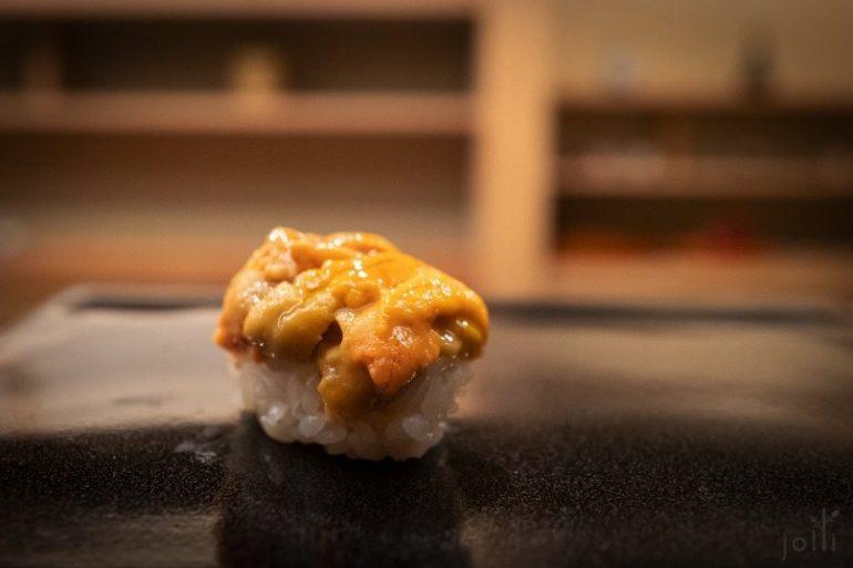 马粪海胆寿司
