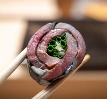 東京|日本橋蛎殻町 すぎた - 終極求不到位的一星壽司店