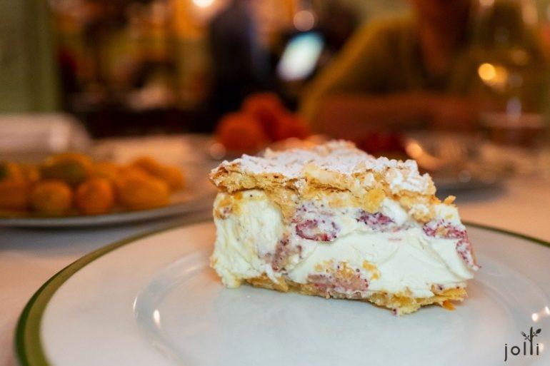 「Bomba Giacomo」千層酥餅